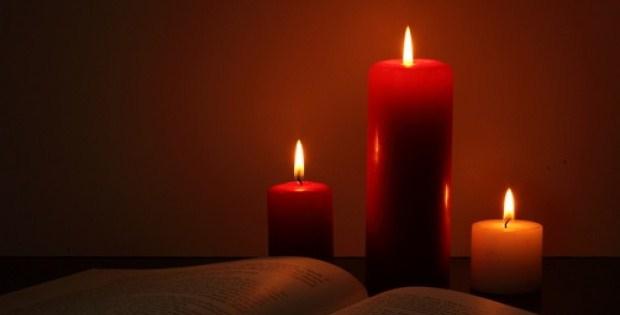 Ritual Con Velas Rojas
