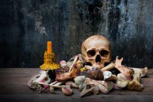 hechizos de amor con huesos